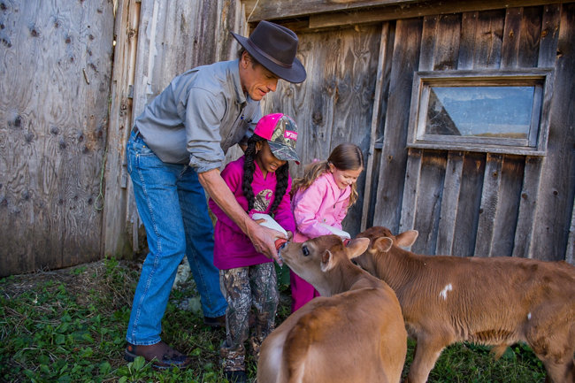 Veterinary Feed Directive - Man, Child, Cow - Tractor Supply Co.