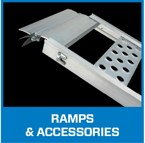 reese ramp accessories