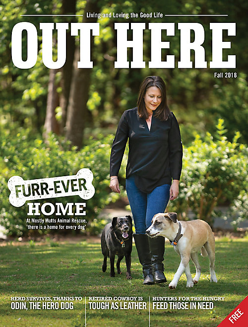 Out Here Magazine - Fall 2018 - Tractor Supply Co.