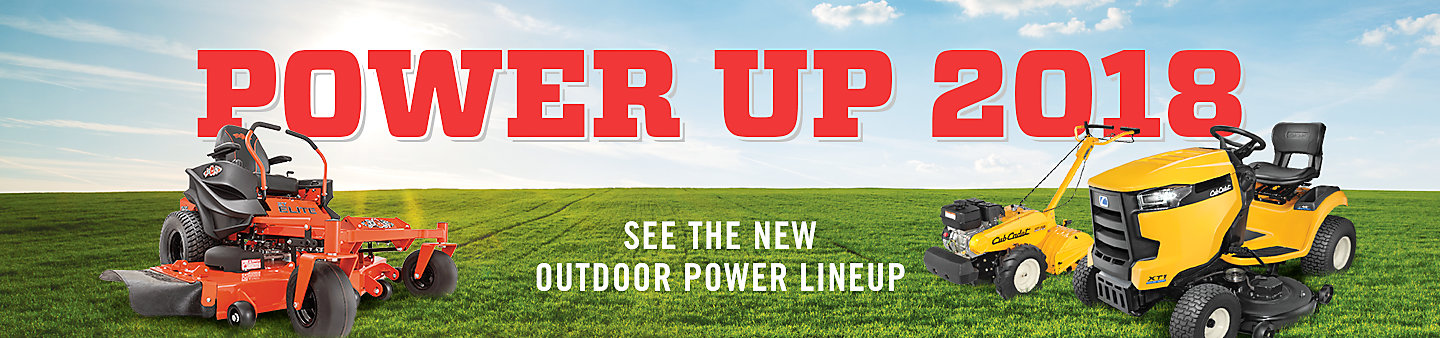 Outdoor Power Equipment - Tractor Supply Co.