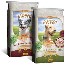 Shop 35 lb. Retriever Wholesome Harvest Dog Food at Tractor Supply Co.