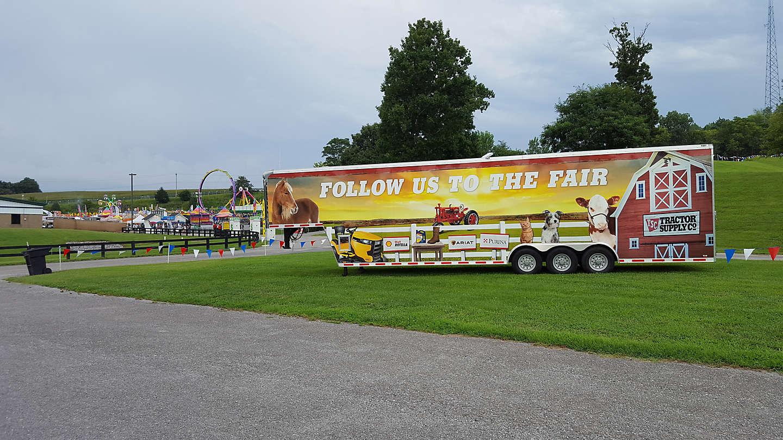 Fair Tour Tractor Supply Co
