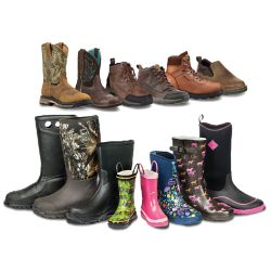 Shop Select Boots and Shoes for the Family at Tractor Supply Co.