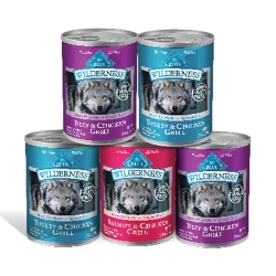 Shop Blue Buffalo Wilderness Grain-Free Canned Dog Food at Tractor Supply Co.