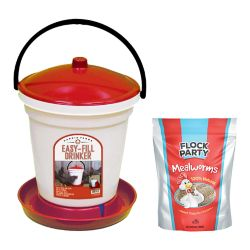 Shop Easy Fill Drinker at Tractor Supply Co.