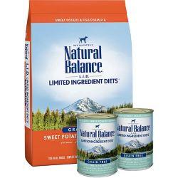 Shop 24 lb. or LargerBag of Natural Balance at Tractor Supply Co.