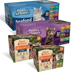 Shop Paws & Claws Cat Food at Tractor Supply Co.