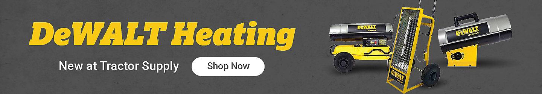 Shop DeWALT Heating - Tractor Supply Co.