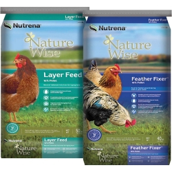 Shop NatureWise Poultry Feed at Tractor Supply Co.