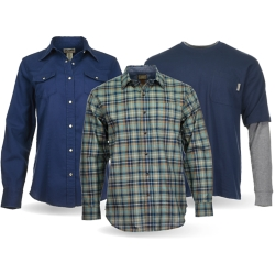 Shop Select Men's & Women's Long Sleeve Shirts at Tractor Supply Co.