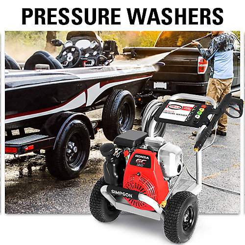Simpson Pressure Washers - Tractor Supply Co.