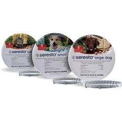Shop Seresto Flea & Tick Collars at Tractor Supply Co.