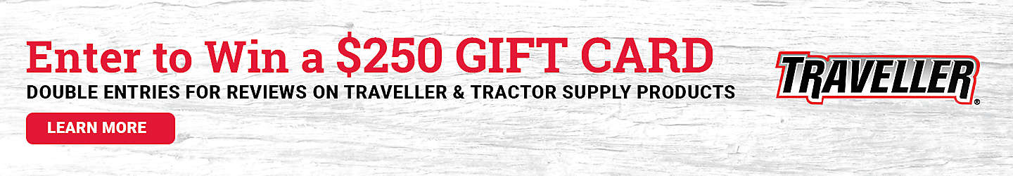 Sweepstakes - Tractor Supply Co.