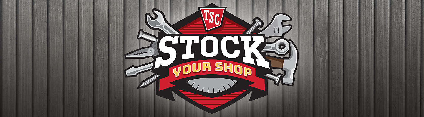 Stock Your Shop - Tractor Supply Co.