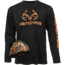 Shop Realtree Long sleeve shirt with beanie at Tractor Supply Co.