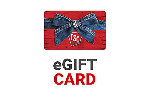 Gift Card Tractor Supply Co