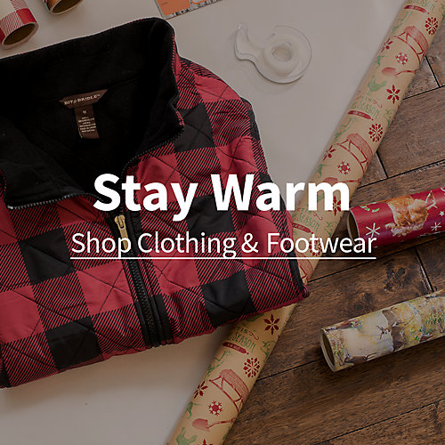 Shop Outerwear & Footwear - Tractor Supply Co.