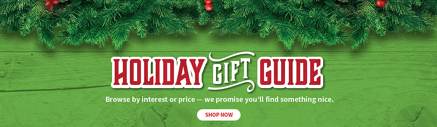 Holiday Gift Guide - Tractor Supply Co.