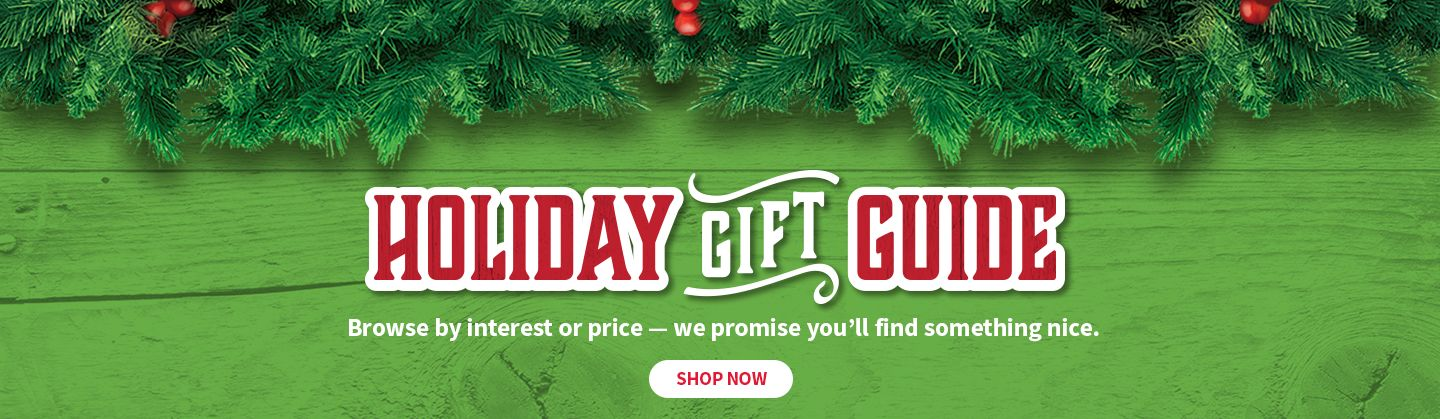 Shop Our Holiday Gift Guide - Tractor Supply Co.