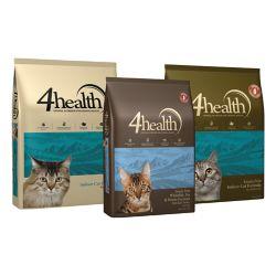 Shop 16 - 18 lb. 4health Original & Grain Free Formula Cat Food at Tractor Supply Co.