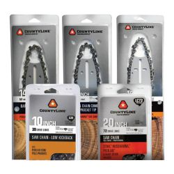 Shop Select CountyLine Chainsaw Bar & Chains at Tractor Supply Co.