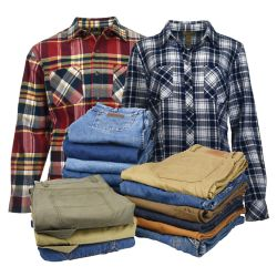 Shop Select Men's Women's & Kids' Long Sleeve Shirts & Pants at Tractor Supply Co.