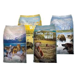 Shop 28 - 30 lb. Taste of the Wild Dog Food at Tractor Supply Co.