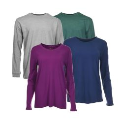 Shop Men's & Women's Blue Mountain Long Sleeve Tees at Tractor Supply Co.