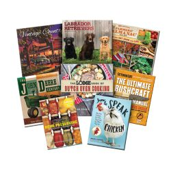 Shop Calendars & Books at Tractor Supply Co.