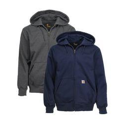 Shop Men's Carhartt Full Zip Sweatshirts at Tractor Supply Co.