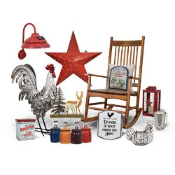 Shop Select Furniture, Decor, & Candles at Tractor Supply Co.