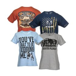 Shop Select Men's & Women's Graphic Tees at Tractor Supply Co.
