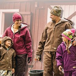 Shop Select Insulated Outerwear for the family at Tractor Supply Co.