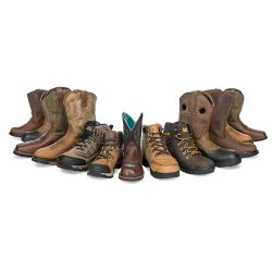 Shop Select Men's, Women's & Kids' Leather Footwear at Tractor Supply Co.