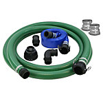 Abbott Rubber Fertilizer Solution Pump Hose Kit, 2 in.