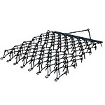 Loyal Drag Harrow, 6 ft. x 8 ft.