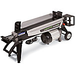 Earthquake® Electric 5 Ton Log Splitter, 2,300 PSI, CARB Compliant