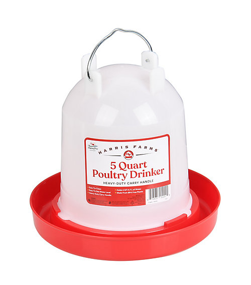 1 Gal. Plastic Drinker - Tractor Supply Co.