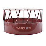 Heavy-Duty Slant Bar Hay Bull Feeder