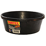 Fortex Round Feeder, 1 gal. Capacity, Black