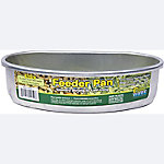 Home Rig House™ Rabbit Feeder Pan