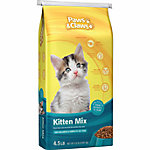 Paws & Claws® Kitten Food, 4.5 lb.