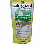 Safe-Guard® Medicated Dewormer For Beef & Dairy Cattle 0.5%, 1 lb.