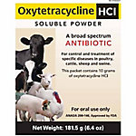 Oxytetracycline Soluble Powder, 6-2/5 oz.