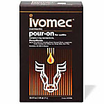 Ivomec® (Ivermectin) Pour-On for Cattle, 1 L