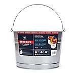 Behrens 4-1/4 gal. Galvanized Sheet Steel Utility Tub