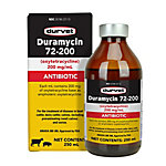 Duramycin, 72-200mg, 250 mL, Durvet, Drug