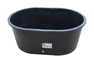 Tuff Stuff Products Heavy Duty Oval Tank 110 Gal For