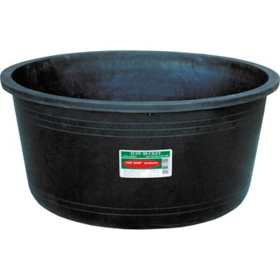 Tuff Stuff Products Tuff Round Tub 25 Gal For Life Out