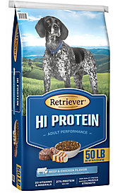 Retriever Brand Dry Dog Food | Tractor Supply Co.